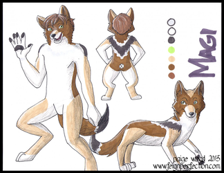 Magi Ref Sheet by sweetmorpheus