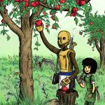 apple-picking by sweet-suzume