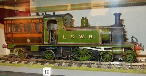 LSWR Drummond F9 Inspection Saloon by rlkitterman