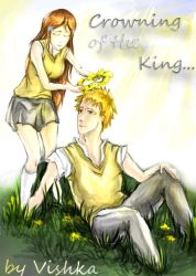 Crowning of the King by ViShka-Chan