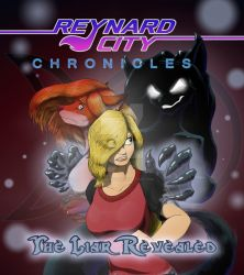 Reynard City Chronicles Issue 2 cover by polycomical