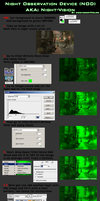 Night-Vision Tutorial CS3 by MouseDenton