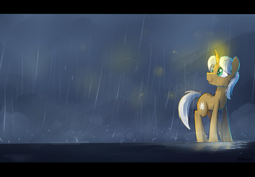 A Light among the Darkness by Keponii