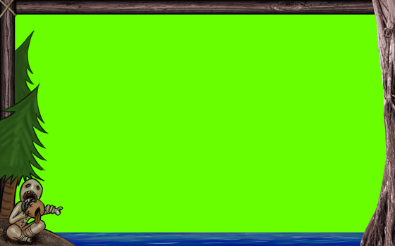 Overlay for The Forest by uberbucefalo