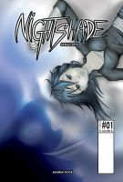Nightshade Issue 1 Variant B by Mirerose