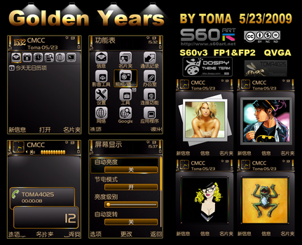Golden years by toma4025