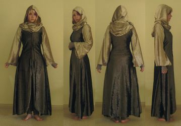 Mirkwood Elf Coat by RohanElf