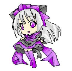 MAID CHIBI PIXEL. (IF RATED BADLY PLEASE EXPLAIN!! by AChan-Adopts
