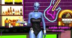 Liara T'Soni   BAR-HOSTESS    7-24-2016 by blw7920