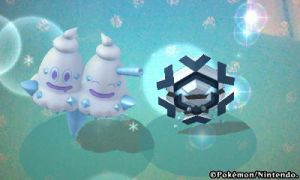 Pokedex 3d-Vanilluxe And Cryogonal