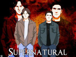 - Supernatural - by Renny08