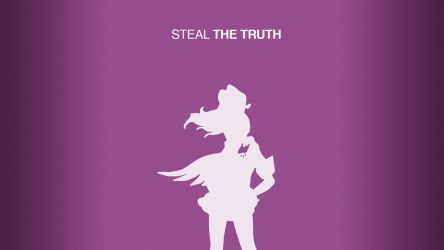 steal THE TRUTH wallpaper by sirarles