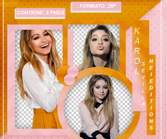 PACK PNG DE KAROL SEVILLA by Neieditions69