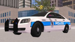 [SKP to MMD] 2011-2017 Chevrolet Caprice PPV by MichaelOKeefe1991