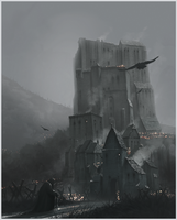 Reek returning to Dreadfort by geduliss
