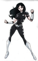 Donna Troy Rebirth by LucianoVecchio