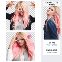 Charlotte Free PACK //017 by ephyreia