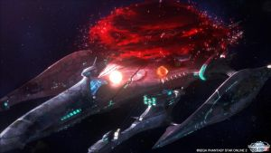 PSO2: ARKS Ship 128 [Themis] by Tynorg-Six