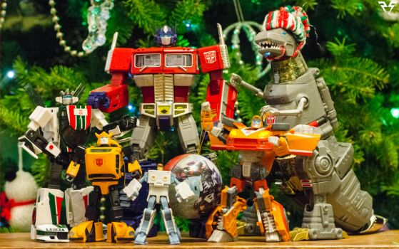 A little late... Happy Holidays 2014! by PlasticSparkPhotos