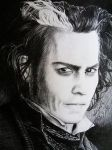Johnny Depp by Maggy-P
