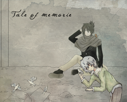 Tale of memories by The-BloOd-Twins