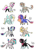 Mlp Adopts (Closed) by Blast4rt