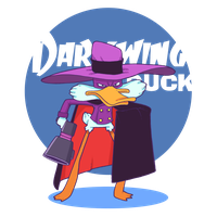 DarkwingDuck! by lost-angel-less