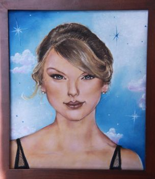 Taylor Swift by Cutshaw1