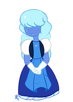 Sapphire by TheWordInstantly