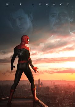 SPIDER-MAN FAR FROM HOME - HIS LEGACY