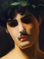 Sargent Study by Chemi-ckal