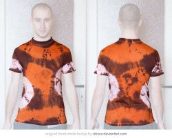 Tie-dye T-shirt 003 by StrixCZ