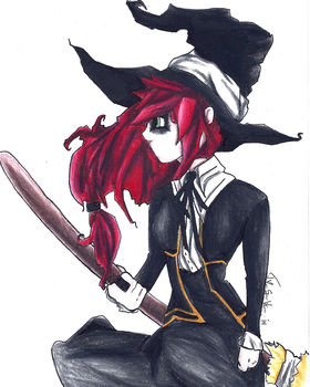 Witch by Feyer-Brand