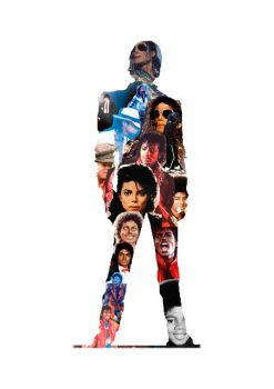 Michael Jackson Collage by Torasuto