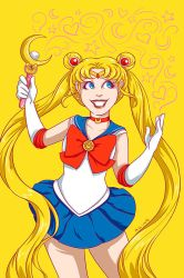 Sailor Moon by msciuto