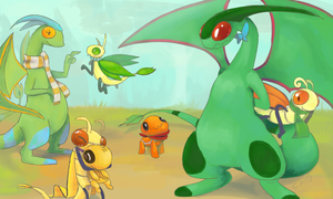 PMD Pinches and forms by CrazyIguana