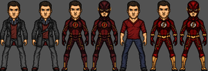 The Flash -New universe by FuryBoy12