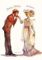 The Aristocats Humanized by MabyMin