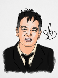 Stewart Lee by StevePaulMyers
