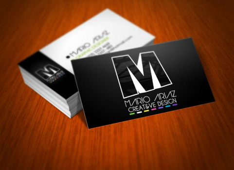 Bussines Card by mearias