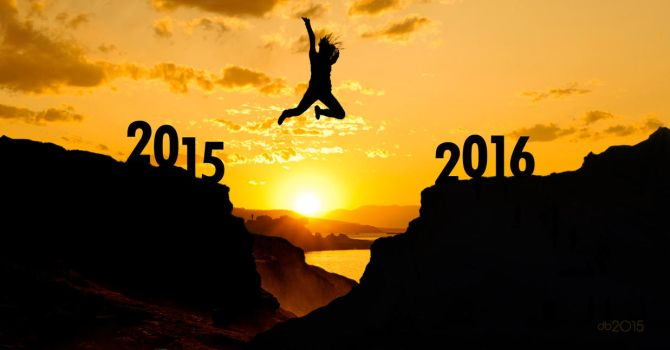 Leap into the new year by dubird