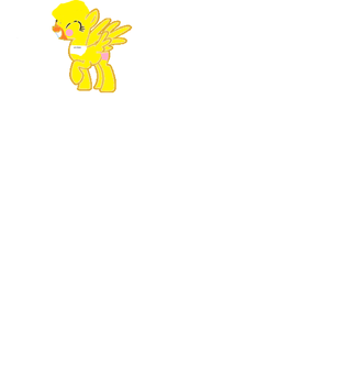 Toy Chica Pony Version by Toy-Chica123