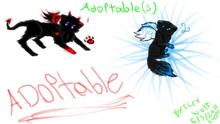 kitty adoptables -closed- by iceywolf1997