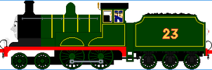 Victor-Tranzig's Trainsonia by Galaxy-Afro