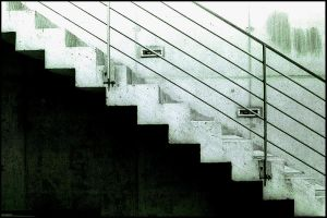 Stairs III by BBilly