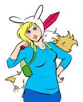 Fionna by IsabelSparrow