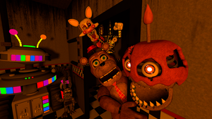 Ultimate Custom Night wallpaper 2 by RichardtheDarkBoy29