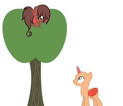 Open Collab: Finding Castanea by SilverRomance