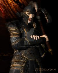 The Warlord by jjean21