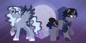 Heirs of the Night by DuneFilly